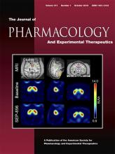 Journal of Pharmacology and Experimental Therapeutics: 371 (1)