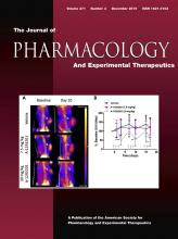 Journal of Pharmacology and Experimental Therapeutics: 371 (3)