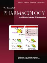 Journal of Pharmacology and Experimental Therapeutics: 372 (2)