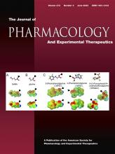 Journal of Pharmacology and Experimental Therapeutics: 373 (3)