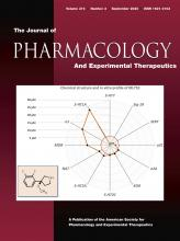 Journal of Pharmacology and Experimental Therapeutics: 374 (3)