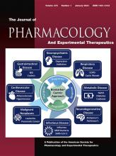 Journal of Pharmacology and Experimental Therapeutics: 376 (1)