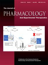 Journal of Pharmacology and Experimental Therapeutics: 378 (1)
