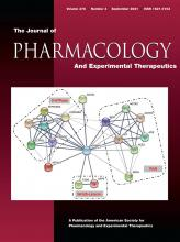 Journal of Pharmacology and Experimental Therapeutics: 378 (3)